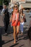 Stacy Keibler | Shopping around Lake Como | June 13 | 15 pics