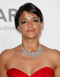 Michelle Rodriguez _ Amfar's 22nd Cinema against AIDS Gala _ Antibes , France 05/21/2015