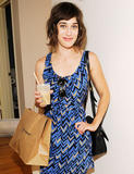 Lizzy Caplan -14th Annual Day of Indulgence Party - August 12, 2012
