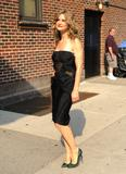 Kyra Sedgwick | Outside the Late Show with David Letterman in NYC | July 11 | 13 pics
