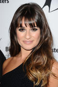 Lea Michele - Big Brother Big Sisters of LA Stars Gala in Beverly Hills 10/26/12