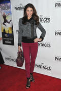 Samantha Harris- 'Peter Pan' Opening Night at the Pantages Theatre in Hollywood 01/15/13 (HQ)