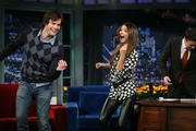 Victoria Justice - Late Night with Jimmy Fallon (11/25/2010) - (2xHQ)