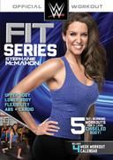 Stephanie McMahon - Official WWE Workout DVD Cover