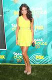 Lea Michele @ the 2009 Teen Choice Awards - August 9